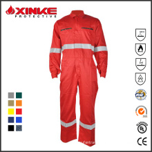 CVC fire protection coverall for safety/protective clothing/garments/workwear