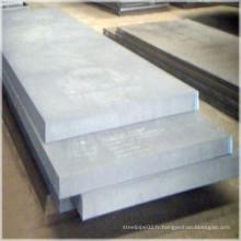 Q195 Q235 Q345 Ss400 Plaque d'acier au carbone laminé à chaud
