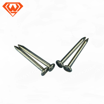 1-5 Inch Carbon Steel Nails Galvanized Concrete Nails --shanxi goodwill