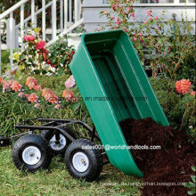 Garten Dump Warenkorb mit Kunststoffschale
