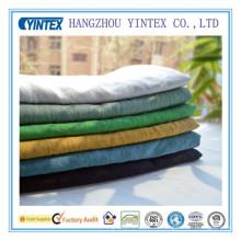 Buena calidad 65% algodón 35% poliéster mezcla de tela
