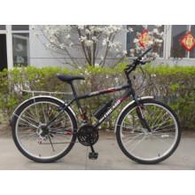 Classic MTB Bike with Rear Carrier (HC-MTB-2603)