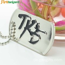 Military Dog Tags mit Iron bestellen