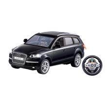 Лицензионная модель автомобиля Audi Q7 1: 14 RC