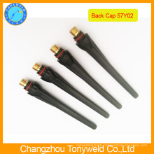 Back cap 57Y02 tig welding torch parts