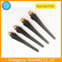 Back cap 57Y02 tig welding torch parts
