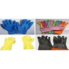 Gants de sécurité en cuir de travail / Gants de sécurité industriels / Labor Golve