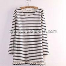 13TS5036 fashional new style girls' T-shirt