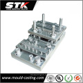 Diseño profesional del fabricante Metal estampado punzón molde para piezas de plástico