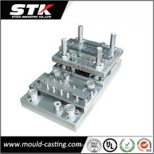 Elevada precisão do CNC que carimba o fornecedor de aço do molde