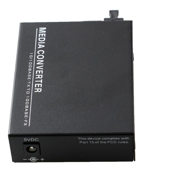 Media Converter Single Mode Fiber To Rj45 1
