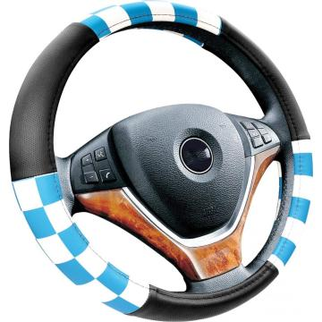 Good Quality for Cheap PVC Steering Wheel Cover Classical PVC steering wheel cover export to Japan Supplier