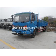 Camión de carga de plataforma plana CLW de 6 m