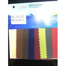 Factory Direct Sale 380 Twill Fabric PU Coated