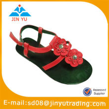2013 nouvelle conception sandale de mode fille