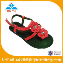 2013 new design girls fashion sandal