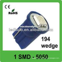 Автомобильные светодиодные фонари для автомобилей 194 192 T10
