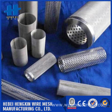 168 mm out diameter Perforated filter tube