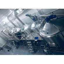Sanitary Micro Brewery Equipment 30HL Stainless Steel