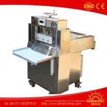 Gefrorenes Fleisch-Schneidemaschine-Huhn-Fleisch-Schneidemaschine