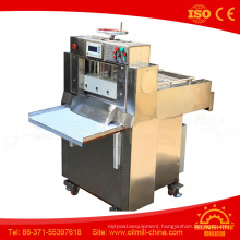 Frozen Meat Slicing Machine Chicken Meat Cutting Machine