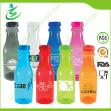 600ml Customized Soda Wasserflasche, Tritan Flaschen