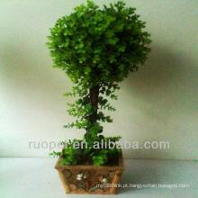 Árvores artificiais do Topiary em pasta para a decoração Home