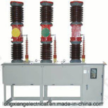 Zw7-40.5 Outdoor High Voltage Vacuum Circuit Breaker