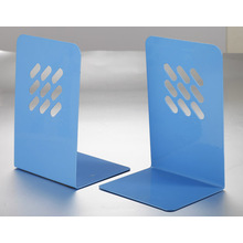 Pair Of Blue Bookends For Kids