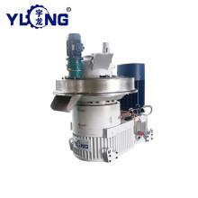 YULONG XGJ560 biofuel wood pellet machine