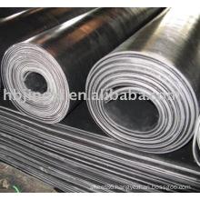 black epdm heat proof rubber mat