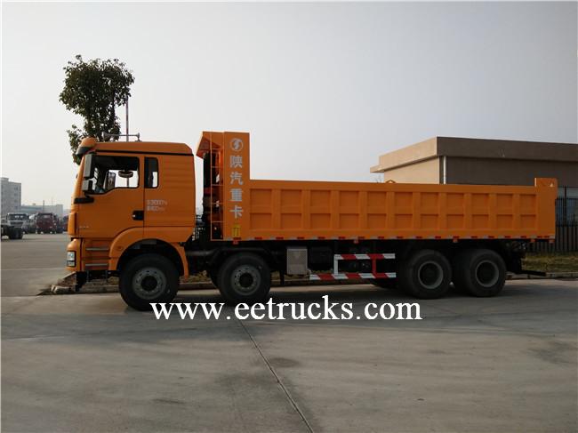25-45 TON Diesel Tipper Trucks