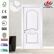 JHK-007 Diseño popular CE Whiter Primer Villa French Door