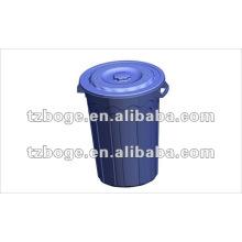 molde de inyección de plástico de la cesta de ropa