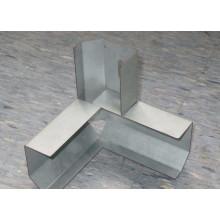 Metal Bending CNC Machinery Part, Galvanized Sheet Metal Fabrication