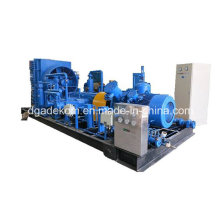 High Pressure Piston Type Nactural Gas CNG Compressor (KDW-40/8)