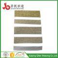 Okeo-Tex Factory Customize High Quality matellic yarn elastic band