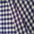 100% хлопок поплин переплетения нитей, окрашенная ткань для сорочки/платье Rls50-2po