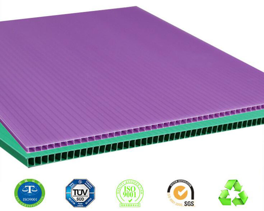 Corrugated Plastic Layer Pad