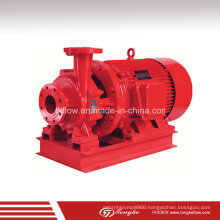 Electrical Vehicle Mounting Fire Fight Pump System