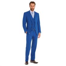 Moda a medida diseño pantalones pantalones de noche de la boda traje de los hombres
