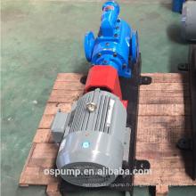 Pompe à pétrole brut haute température et haute viscosité
