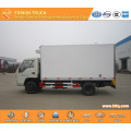 Foton small refrigerator truck carrier good quality