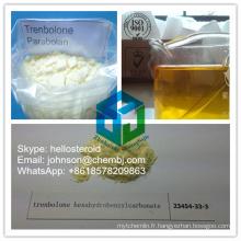 99% Carbonate de Trenbolone Hexahydrobenzyl / Cyclohexylmethylcarbonate 23454-33-3