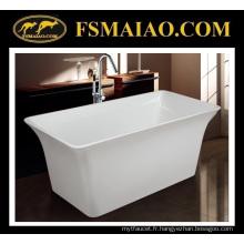 Baignoire de salle de bains en acrylique sans couture de conception de mode (BA-8201C)