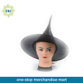 halloween decoration hat in black