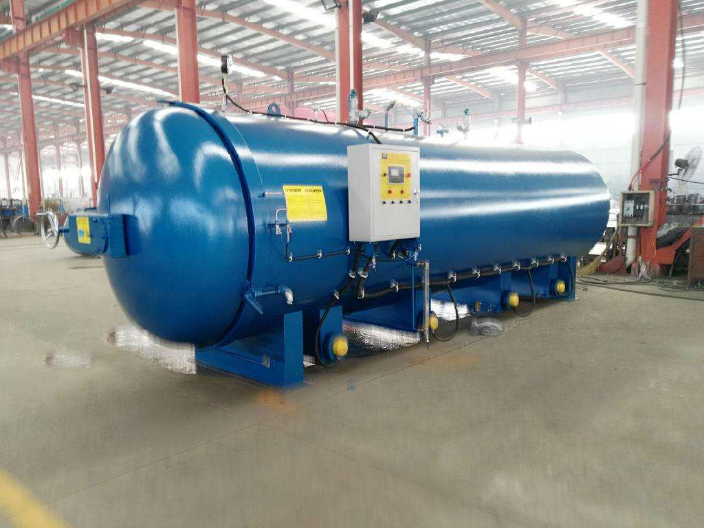 Rubber Curing Autoclave Cost