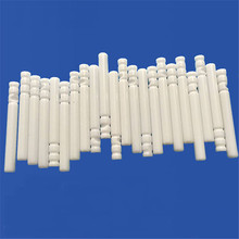Zirconia Zro2 Mirror Polish Ceramic Insulator Rod