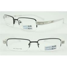New Models Half Frame Glasses Stylish Optical Frame (BJ12-163)