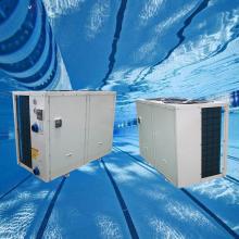 échangeur de chaleur titane de chauffe-piscine anti-corrosion 50kw